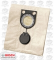Bosch VAC022 3pk Airsweep Heavy-Duty Bags for Dry or Wet Material