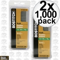 "Bostitch BT1345B-1M 1000 Pack 1-3/4"" 18-Gauge Brads 2x"