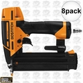 "Bostitch BTFP12233 8pk Smart Point 5/8"" to 2-1/8"" 18GA Brad Nailer Kit"