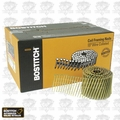 """Bostitch C12P120D Box of 2700 3-1/4"""" Smooth Shank 15° Coil Framing Nails"""