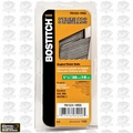 """Bostitch FN1524 1MSS 1000 1-1/2"""" 15GA FN Style Angled Finish Nails"""