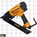 "Bostitch MCN250 S 1-1/2"" ~ 2-1/2"" Short Mag STRAPSHOT Metal Connector Nailer"