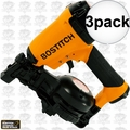 """Bostitch RN46-1 3x 3/4"""" to 1-3/4"""" 15 Deg. Coil Roofing Nailer"""