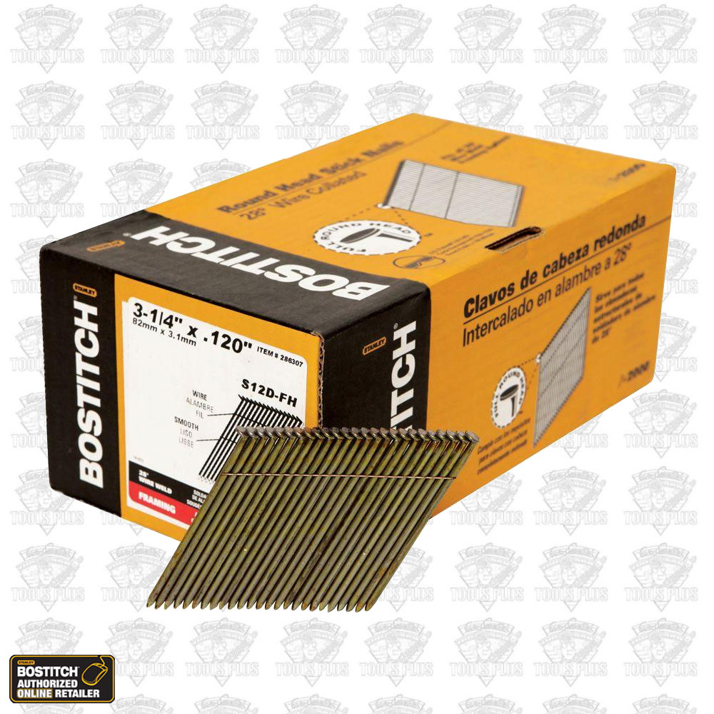 Bostitch S12D-FH 2,000 3-1/4\