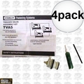 Bostitch TVA5 4pk Trigger Valve Repair Kit for S32 and BT Nailers