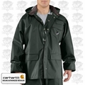 Carhartt 100100-300 Men's Surry PVC Rain Coat