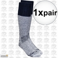Carhartt A66 Cold Weather Boot Socks Navy Medium