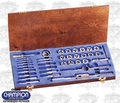 Champion Cutting Tools S32-ULTRA 32 Piece mal 308-328' HS Tap and HS Die Set