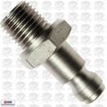 "Coilhose 1601-DL 1/4"" NPT Male T Plug Air Fitting"