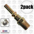 "Coilhose 1701 2pk 1/4"" NPT Male L Plug Air Fitting"