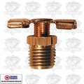 "Coilhose ID04-DL 1/4"" MPT Internal Seat Drain Valve"