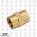 "Coilhose K0404-DL 1/4"" x 1/4"" FPT Hex Coupling"