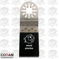 "Coram Tools MJI 035 1-3/8"" (35mm) Japanese Tooth Fine Wood Blade"
