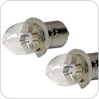 Cordless Flashlights and Replacement Bulbs