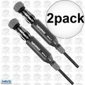 Cully 37011 2pk 16-In-1 Megaproof Screwdrivers