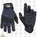 Custom Leathercraft 145XL Tradesman High Dexterity Work Gloves - XLarge