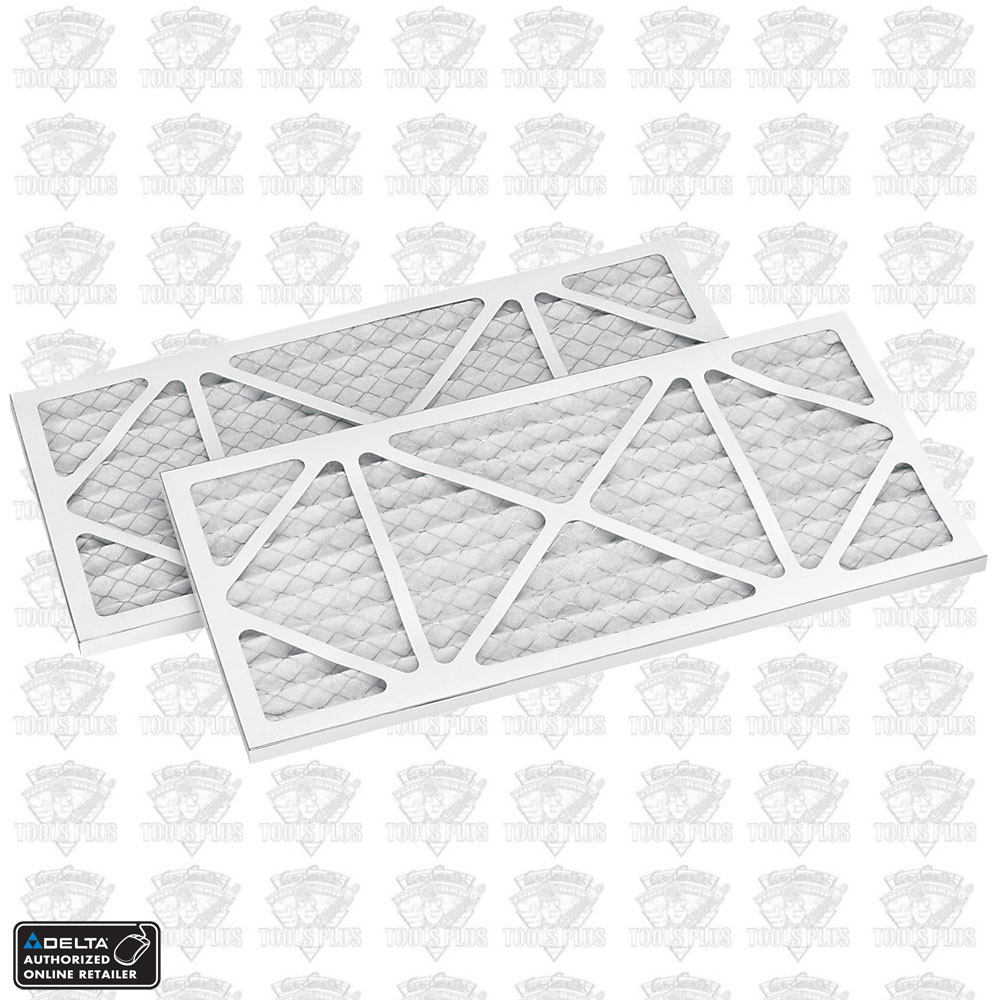 Delta Air Cleaner Filters : Delta pack air cleaner outer filters