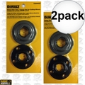 DeWalt D284932 2pk Flange Set for Large Angle Grinder