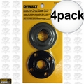 DeWalt D284932 4pk Flange Set for Large Angle Grinder