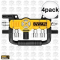 DeWalt D55040 4pk Quadraport Four-Port Air Line Splitter