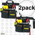DeWalt DG5433 2pk 10-Pocket Carpenter's Nail and Tool Bag