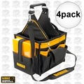 "DeWalt DG5582 4pk 11"" Electrical/Maintenance Tool Carrier with Parts Tray"