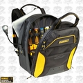 DeWalt DGCL33 33-Pocket Lighted 2 USB Charging Tool Backpack