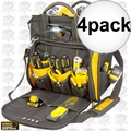 DeWalt DGL573 4pk Lighted Technicians Tool bag