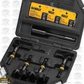DeWalt DW1648 5pc Self Feed Bit Kit