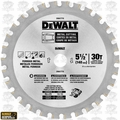 "DeWalt DWA7770 5-1/2"" 30T Metal Cutting Saw Blade"