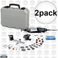 Dremel 4000-2-30 2pk High Performance Rotary Tool Kit