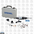 Dremel 4000-3/34 High Performance Rotary Tool Kit with 34 Accessories
