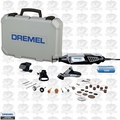 Dremel 4000-4/34 High Performance Variable-Speed Rotary Tool Kit