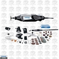 Dremel 4000-6-50 4000 Series High Performance Rotary Tool Kit