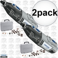 Dremel 8220-DR-RT 2x Performance Variable Speed Rotary Tool Kit Recon