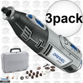 Dremel 8220-DR-RT 3x Performance Variable Speed Rotary Tool Kit Recon