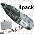 Dremel 8220-DR-RT 4x Performance Variable Speed Rotary Tool Kit Recon