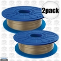 Dremel DF51-01 2pk Gold 3D printer Filament 1.75mm