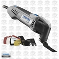 Dremel MM30-DR-RT 2.5 Amp Multi-Max Oscillating Tool Kit
