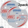 Dremel SM500 2pk Multipurpose Carbide Wheel
