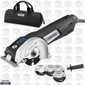 "Dremel US40-DR 7.5 Amp 4"" Ultra-Saw Tool Kit Reconditioned"