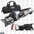 Dremel VC60-DR-RT Velocity 7.0 A Hyper-Oscillating Remodeling Tool Kit Recon