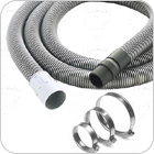 Dust Collector Hoses and Hose Clamps