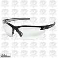 Edge Eyewear DZ111-1.5G2 Black Clear Lens Zorge Safety Glasses 1.5x Mag