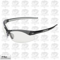 Edge Eyewear DZ111-G2 Black Frame - Clear Lens Zorge G2 Safety Glasses
