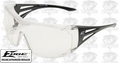 Edge Eyewear XF111-L OSSA Fit-Over Safety Glasses with Large Clear Lens