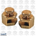 Empire 105 2pk Brass Stair Gauge