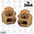Empire 105 2x 2pk Brass Stair Gauge