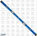 "Empire E80.96 96"" Heavy-Duty True Blue Aluminum Level"