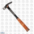 Estwing E15SM 15oz Ultra Series Leather Grip Mill Face Framing Hammer